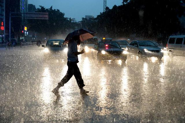 湖南发布今年首个暴雨黄色预警 未来三天降雨持续