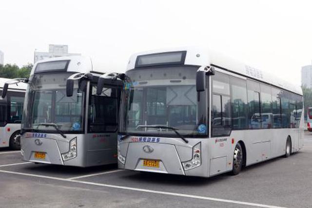 长沙将补充432台纯电动公交车 加速电动化