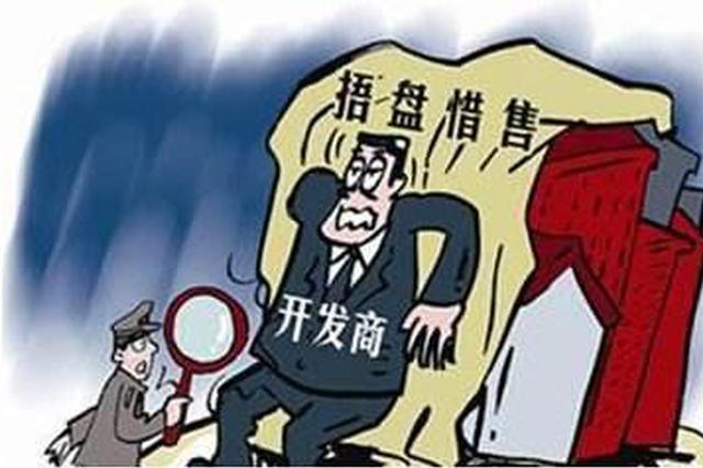 """长沙重拳打击""""捂盘惜售"""" 5家房企被暂停土地招拍挂"""