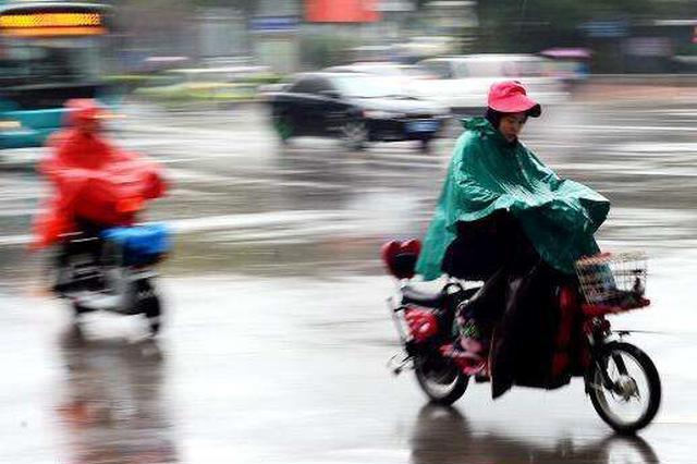 怀化、邵阳等多地强降雨持续 24日开始降雨减弱