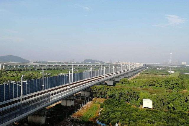 江湛铁路7月即将开通 长沙约6小时直达湛江