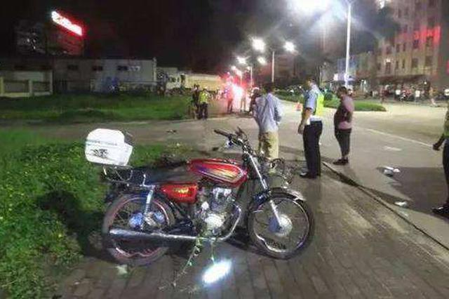 澧县公安局:财政局干部因刮擦殴打摩托车司机被拘十日