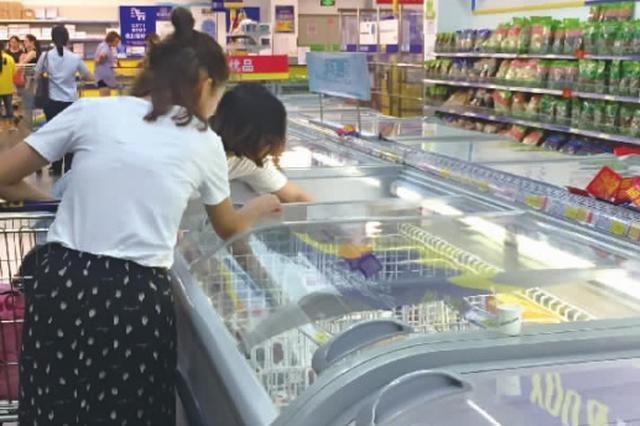 """1元冰棒已难寻 """"网红""""冰淇淋拉高价"""