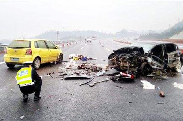 怀邵衡铁路发生施工车辆相撞事故 5人死亡1人轻伤