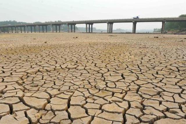湖南局部地区干旱较重 209条溪河断流85座小水库干涸