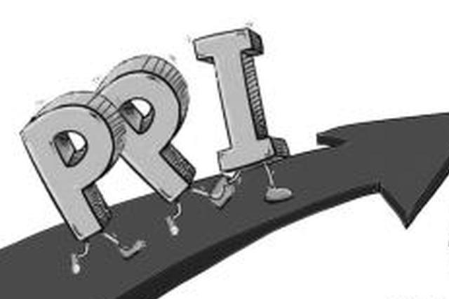7月湖南省PPI同比上涨4.2% 资源性产品价格上涨较快