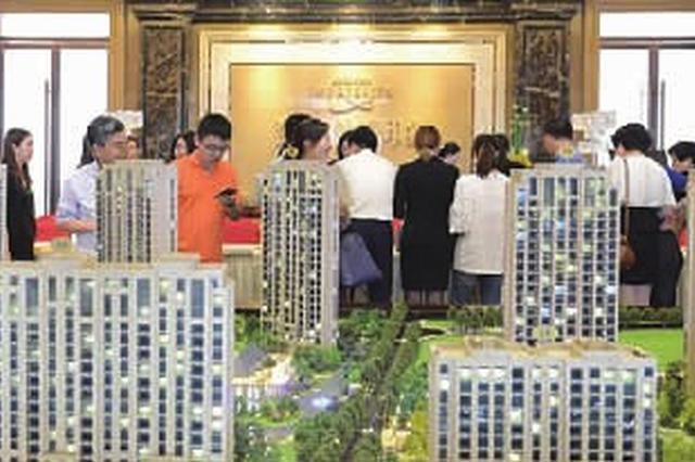 长沙商品住宅成交涨五成 7月成交量105万平方米