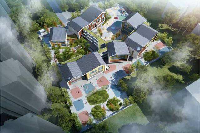 永州城区12个学位建设项目集中开工
