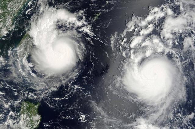 """湖南省防指部署防御台风""""温比亚"""""""