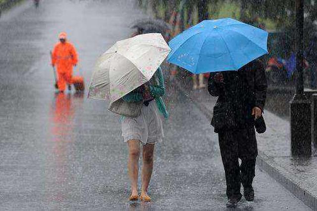 受强降雨影响 湘中及以南局部干旱得到缓解