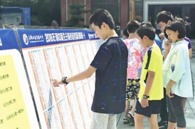 长沙9.2万初一新生参加分班考试 教育局:不设重点班