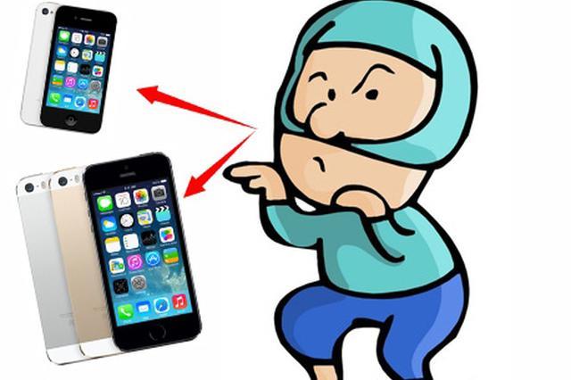 益阳一男子出狱后贼性不改 连偷3台手机被抓