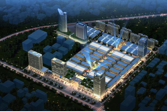 湘潭电商产业园10月底开园 首批近70家企业签约入驻
