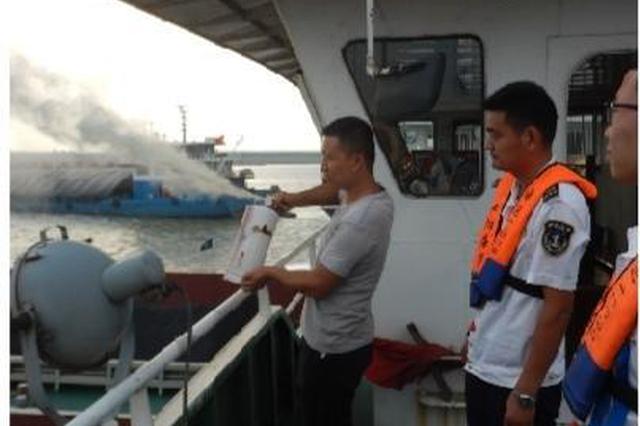 水上防污整治动真格 岳阳146艘船舶罚了53万元