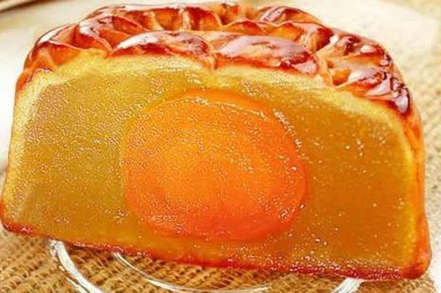 长沙海关截获禁止进境蛋黄月饼 月饼进出境要明规矩