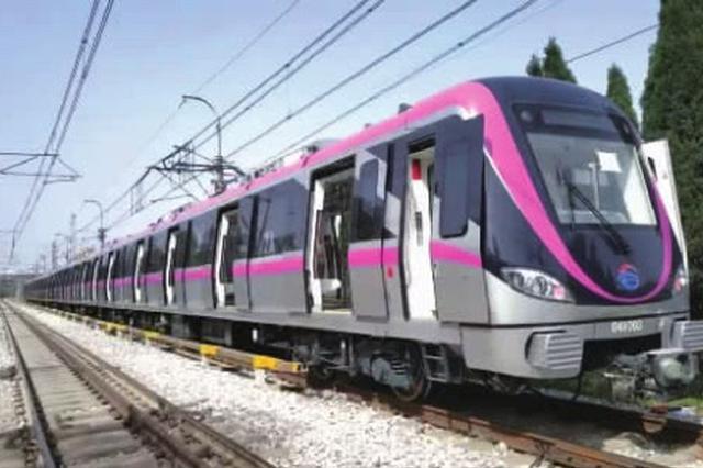 长沙地铁4号线车站全部封顶 预计年底开通试运行