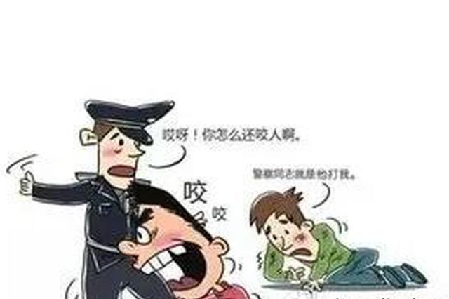 岳阳一男子午休被扰 砸车又袭警被判刑11个月