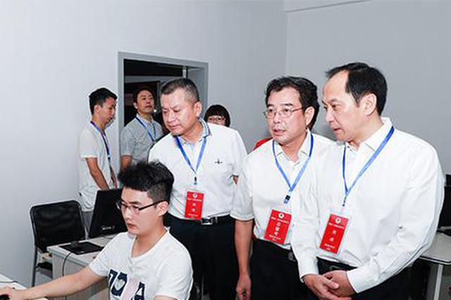 首次国家统一法律职业资格考试开考 湖南近两万人参考