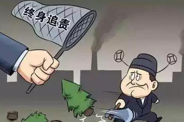 """11人被审查62人被问责 湖南最严环保""""问责风暴"""""""