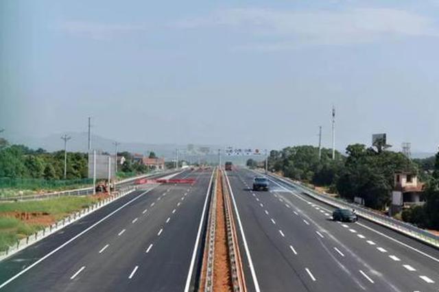 岳望高速通车在即 长沙去湘阴、岳阳又添快捷通道
