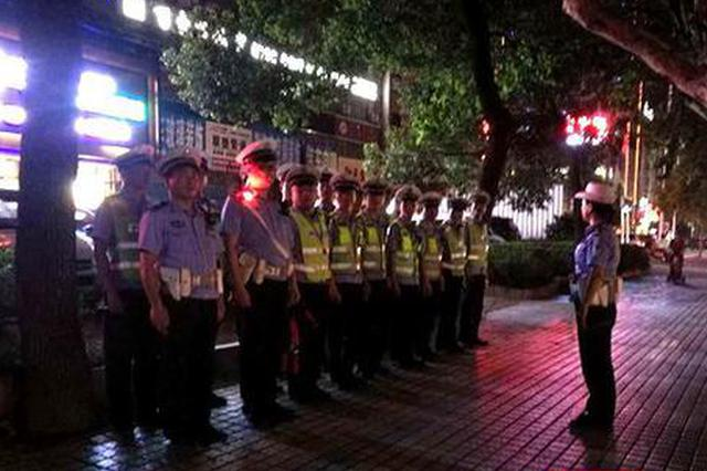 湖南中秋小长假交通事故同比下降50%