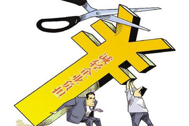 企业降税减负湖南还将使出哪些招