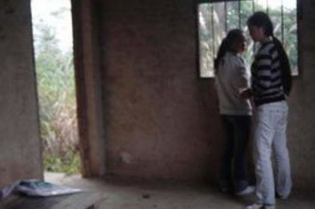 永州新田警方及时解救一名被拐卖哑女