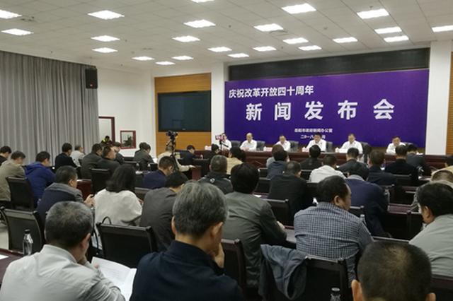 岳阳城区建成区110平方公里 40年扩展10倍
