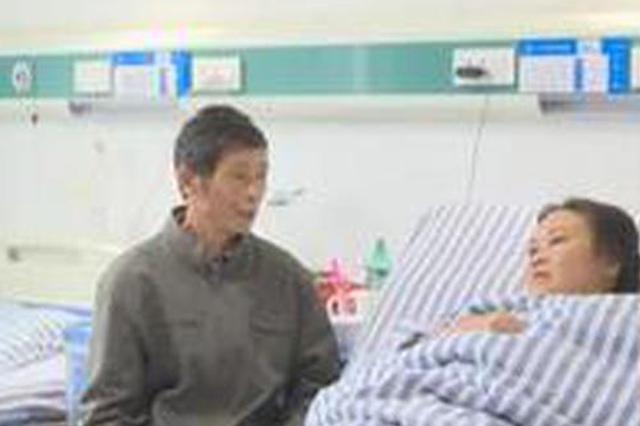 宁乡女士腰痛10年 竟因肾脏大量结石