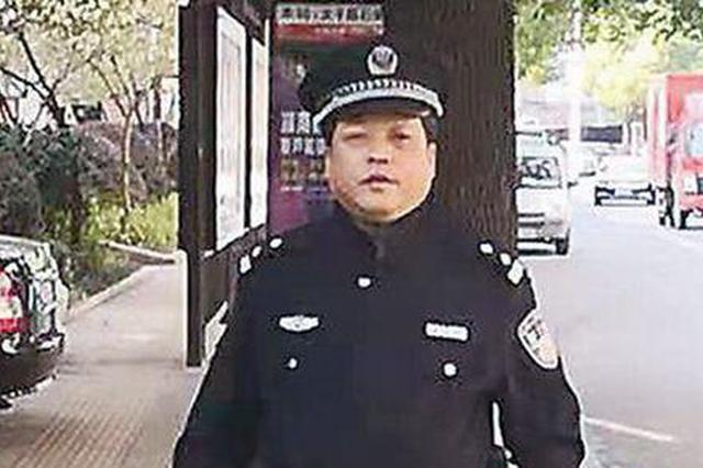 湖南民警唐军荣因公牺牲,同事:他乐观和善,常帮助他人