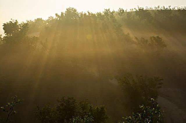 今明湖南降雨减弱 今晨湘中以南局地现大雾