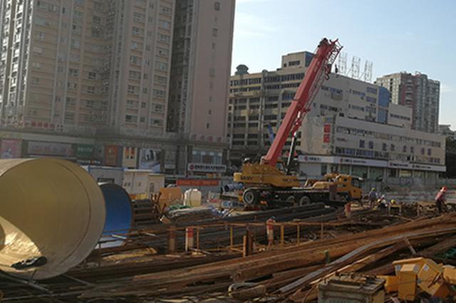脚步丈量长沙4号线地铁盘:17个项目2个为非地铁盘