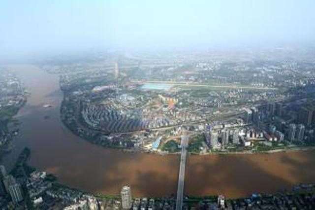 衡阳珠晖区二环东路项目建设进入最后攻坚阶段