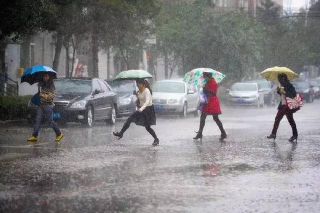 未来一周湖南阴雨频繁 天气阴冷升温无力