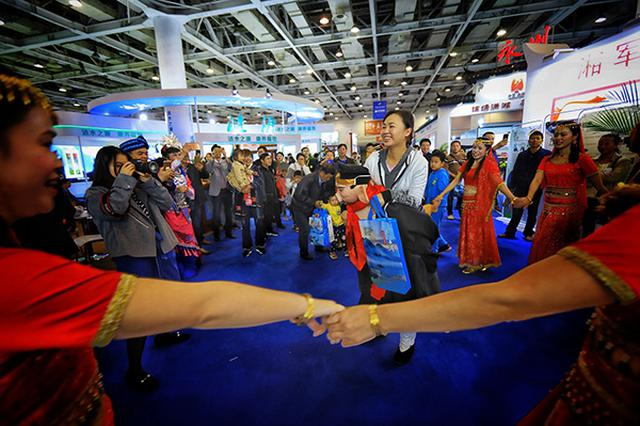 2018湖南旅博会签约近200亿元,湖南文旅迎来高速发展