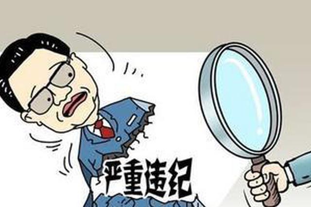 """张家界一区人民法院党组成员、执行局局长被""""双开"""""""