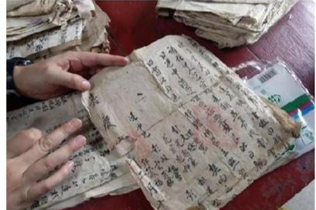 岳阳市博物馆征集到一批纸质文物