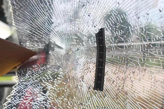 益阳沅江4人盗窃货车电瓶失手 打烂车窗泄愤被抓