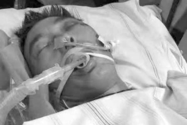 父亲车祸急需救命钱 常德残疾人运动员冠军网上求助