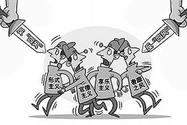 """祁东通报3起""""纠'四风'、治陋习""""典型案例"""