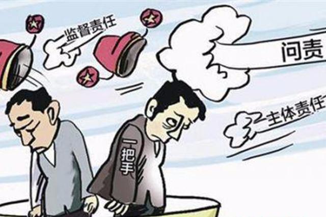 郴州19名領導干部履責不力被問責