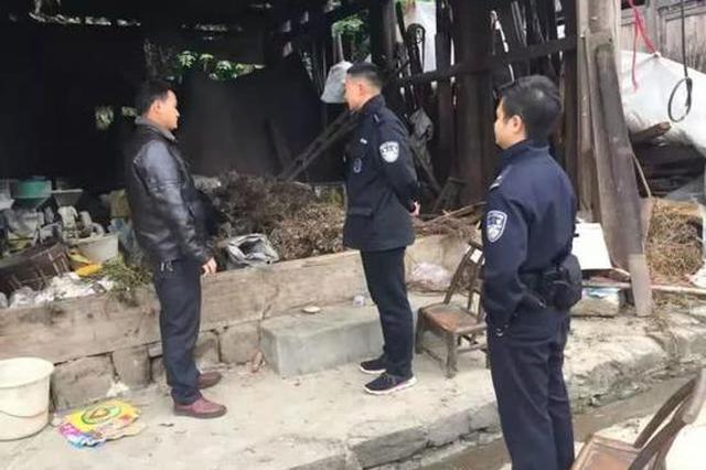 張家界一男子網戀被騙1.7萬 民警跨省為他找回修屋錢