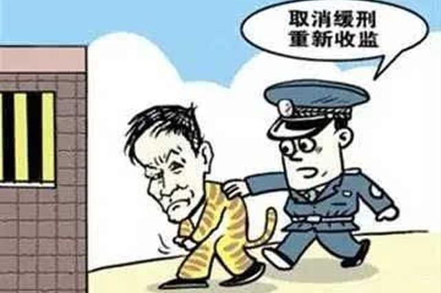湖南首例違反禁止令社矯人員被收監