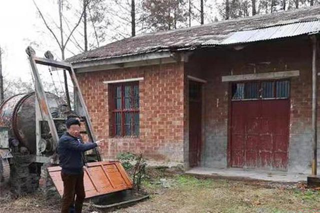 益阳南县民警深夜巡逻 侦破稻谷被盗案