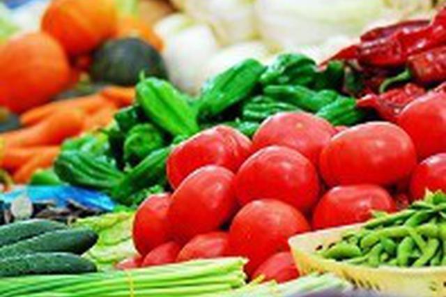 常德肉菜价格总体平稳 未来3个月完全能保证市场供应