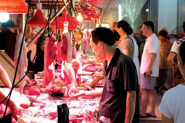 益阳桃江解除非洲猪瘟疫区封锁 46天猪肉市场平稳有序