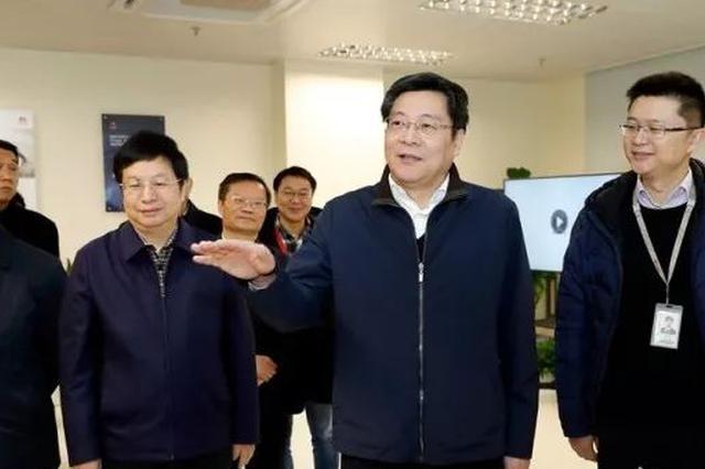 湖南省委书记调研华为长沙分部:坚定支持在湘企业发展