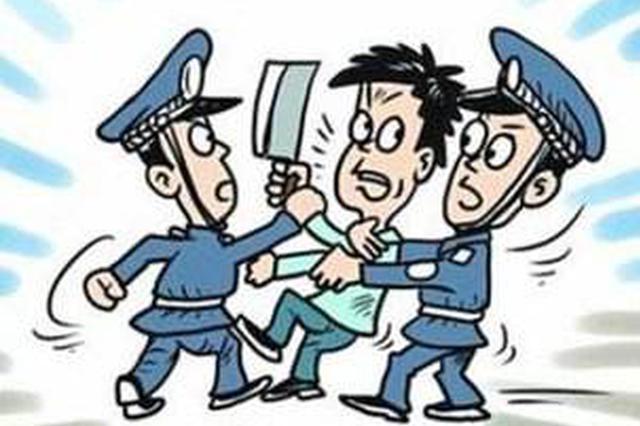 岳阳伤人案被告被判三个月 只因10元赌资砍伤工友