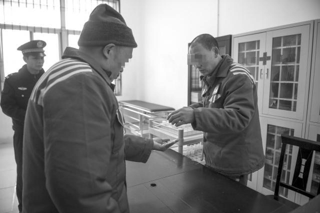 探访湘南监狱老病残监区:有人坐牢30年害怕走出监狱