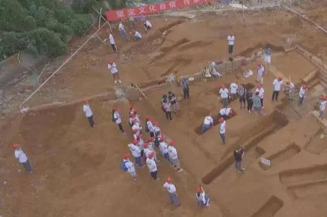 岳阳华容七星墩发现湘规模最大新石器时代城址